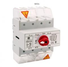The isolating RSI 125 loading switch