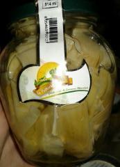 Artichoke, artichoke in oil