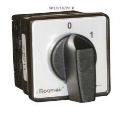 SK10 P Кулачковый переключатель с креплением на