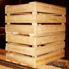 Ящик деревянный садовый.