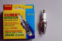 Candles electrospark the CLASSIC type for cars of