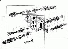 Spare parts to autotractor engineering
