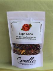 Чай фруктовый ароматизированный, 100г  Бора-Бора,