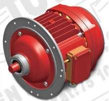 Электродвигатель крановый МТФ11\700;22квт