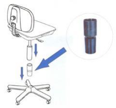 Ортопедичний стілець мировского
