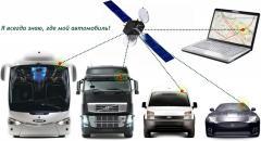 GPS tracker of system of monitoring of Orbita-GPS