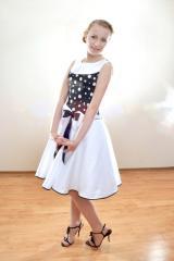 Подростковые нарядные платья