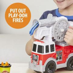 Пожарная машина Плей Дох Play-Doh Wheels Firetruck