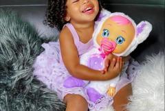 Кукла плакса Зайка Кони Спокойной ночи Cry Babies