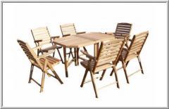 Мебель деревянная садовая. Мебель деревянная