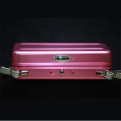 Small pink handbag from ZERO Halliburton