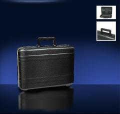 Cases aluminum, the Attache cases from carbon