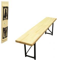 Bench folding 150х30