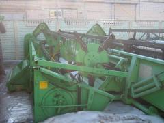 Сельхозтехника, Платформа-подборщик (Дон-1500)