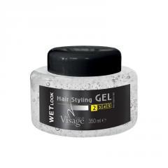 Гель для укладки волос Visage WET LOOK, 350 мл