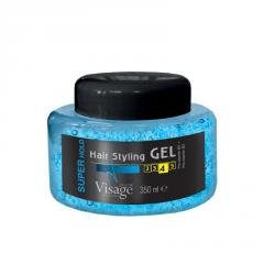 Гель для укладки волос Visage SUPER HOLD, 350 мл