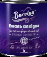 """Эмаль алкидная ПФ-115 ТМ """"Barviya"""""""