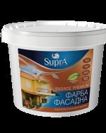 Краска водно-дисперсионная фасадная Premium на силиконовой основе