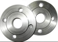 Flanges flat steel