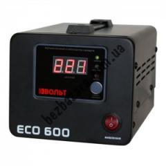 Стабилизатор напряжения Вольт ECO-600 (Украина)