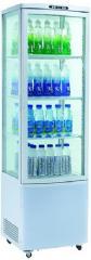 Кондитерский шкаф RT280L Ewt Inox (напольный)