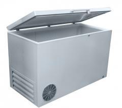 Freezing bins