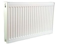 Steel panel radiators
