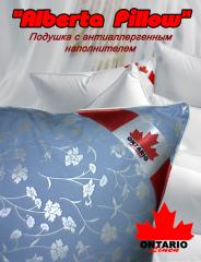 Ontario Linen pillows