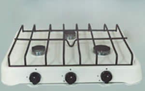 Household gas stove