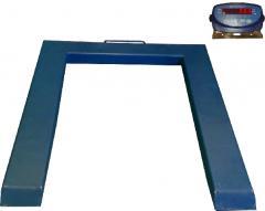 Pallet weights