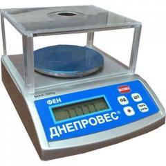 Весы лабораторные ФЕН-Л 300 Днепровес