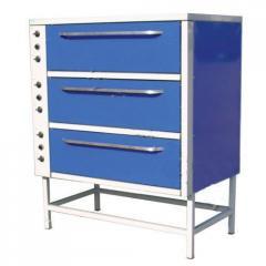Пекарский шкаф ШПЭ-3 стандарт Эфес (плавная...
