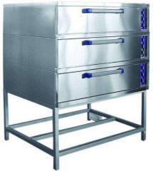 Пекарский шкаф ШПЭ-3Б эталон Эфес (плавная...