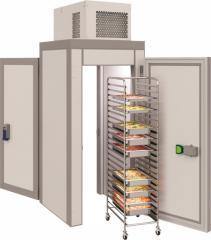 Refrigerating chambers