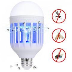 Антимоскитная светодиодная лампочка приманка для