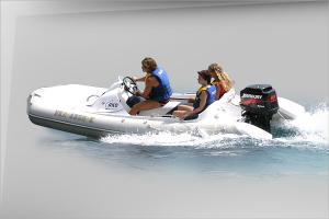 "Boat ""AKO — 1600"