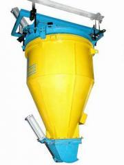Batcher of AD-1600-2BP sand