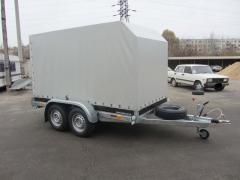 Axes for trailers | trailers | trailers to order