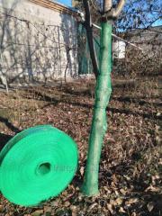 Сетка для защиты молодых деревьев(саженцев) от
