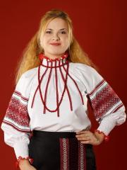 Блузки с вышивкой, Женская блузка - вышиванка ЖБ 61