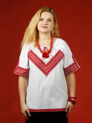 Блузки с вышивкой, Женская блузка - вышиванка ЖБ 39