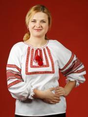 Блузки с вышивкой, Женская блузка - вышиванка ЖБ 65