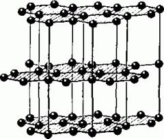 Graphite silvery GL-1