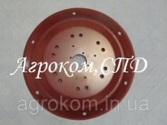 503601037 Тарелка рабочая косилки роторной 1,65 м