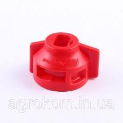 Колпак форсунки 08 красный AGROPLAST 0-103/08 тип