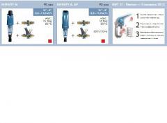 Фильтры механической очистки воды INFINITY