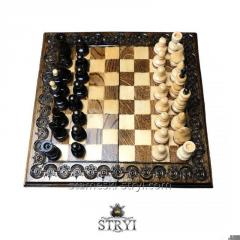 Подарочная коробка для хранения нард, шахмат, шашек, арт.0003
