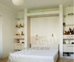 Двоспальне шафа-ліжко-трансформер,доставка по всій
