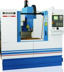 Вертикальний обробний центр М400 RAIS