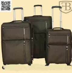 """Комплект из трёх чемоданов Bagfon""""s 5335"""
